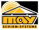 Logo von May Schirm-Systeme